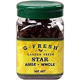 G-Fresh Star Anise (Whole), 30 g