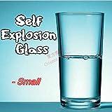 自己爆発ガラス小 / Self Explosion Glass Small -- メンタリズム / Mentalism / マジックトリック/魔法; 奇術; 魔力 …