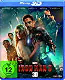 Iron Man 3 Real 3d [Blu-ray] [Import allemand]