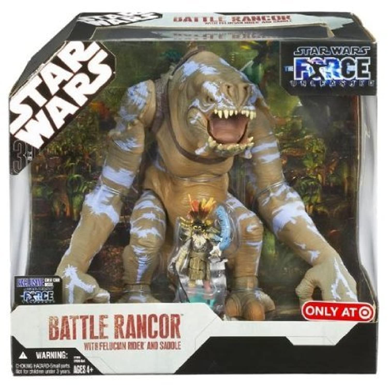 Star Wars (スターウォーズ) Battle Rancor with Felucian Rider and Saddle(並行輸入)