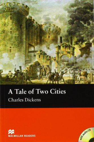 A A Tale of Two Cities: Tale of Two Cities - With Audio CD Beginner (Macmillan Readers S.)の詳細を見る