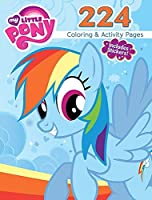 My Little Pony Colouring & Activity Book - 224 Pages