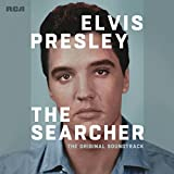 ELVIS PRESLEY: THE SEARCHER (DELUXE SOUNDTRACK) [3CD] (8X8INCH PACKAGING, 40-PAGE BOOK)