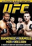 UFC 130 : Rampage vs Hamill