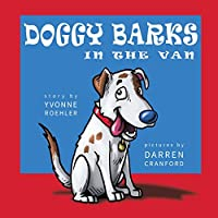 Doggy Barks in the Van