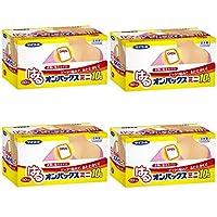 【セット品】はるオンパックス 貼るカイロ ミニ 60個入 【日本製/持続時間約10時間】×4個