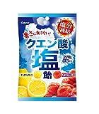 カバヤ クエン酸塩飴 110g ×10袋