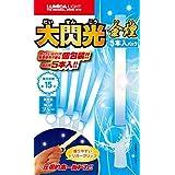 高輝度コンサートライト ルミカライト 大閃光金煌(きんきら) 5本入りパック ブルー