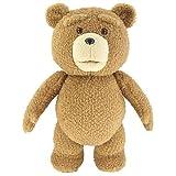 Ted 24-Inch Talking Plush Teddy Bear テッド テディベア 映画のテッドと等身大 おしゃべりぬいぐるみ 「R指定版」 24インチ 並行輸入品 / Commonwealth Toys