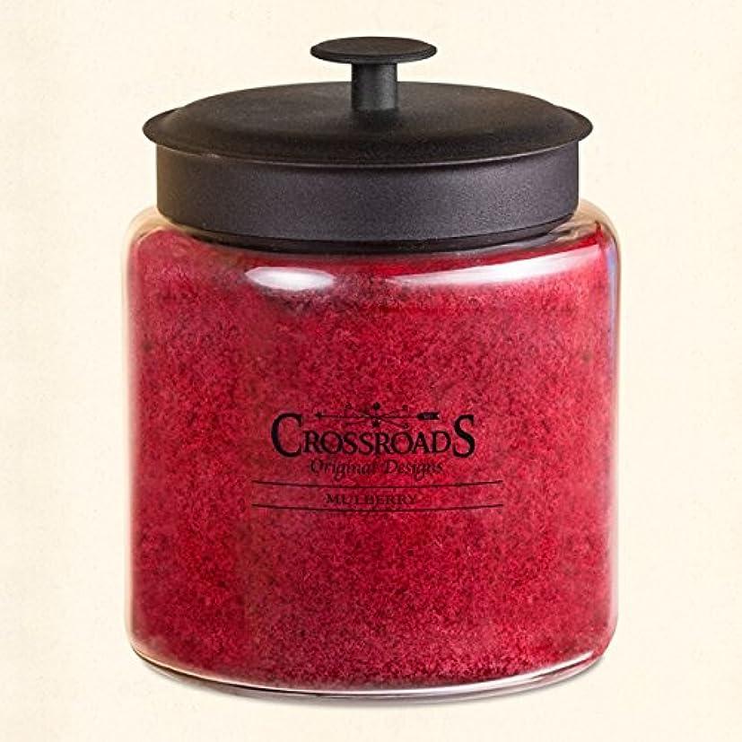 自伝憎しみアフリカ人Mulberry 96oz Jar Candle