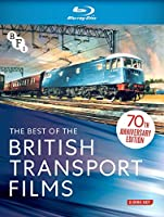 Best Of The British Transport Film: 70th Anniversary Collection [Blu-ray]