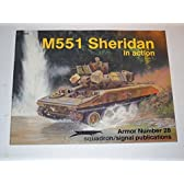 M551 Sheridan in Action (Armor)