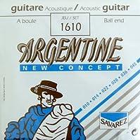 SAVAREZ 1610/Argentine/Ballend Extra Light ジャズギター弦