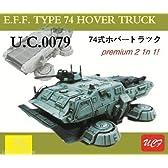 MG UCF 第08MS小隊 74式ホバートラック