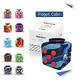 Tepoinn Fidget Cube ストレス解消キューブ 不安 緊張 リリーフ ルービックキューブ おもちゃ クリスマスギフト ポケットゲーム