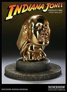 インディー ジョーンズ 失われたアーク ゴールデンアイドル プロップレプリカ チャチャポヤン神殿の黄金像