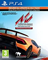 Assetto Corsa Ultimate Edition (輸入版) - PS4