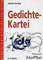 Gedichte-Kartei - Foliensatz: 5. bis 7. Klasse
