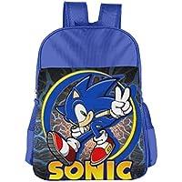 Sonic The Hedgehog Children's Bags Kid School Bag Boy Girl Backpack