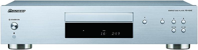 パイオニア Pioneer PD-10AE CDプレーヤー シルバー PD-10AE(S)  【国内正規品】