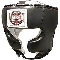 アンバースポーツ用品Competition Headgear with Cheeks