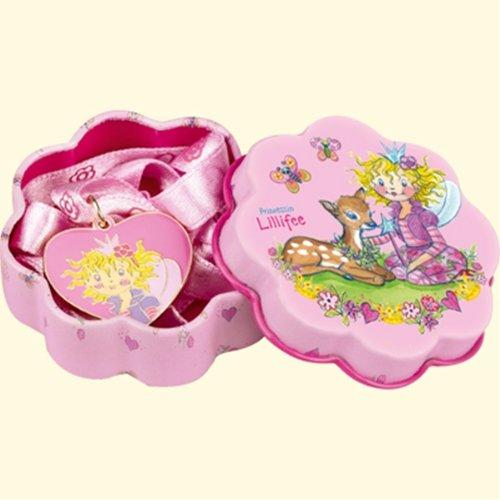 (シュピーゲルブルグ) SPIEGELBURG プリンセスリリー Princess Lillifee ミニ缶 ネックレス