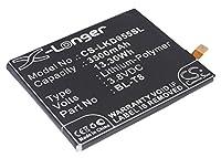 Cameron Sino Upgrade For LG Chameleon,D950,D955,D958,D959,F340,G Flex,KS1301,LGL23,LS995 Mobile, SmartPhone Battery Li-Polymer 3500mAh / 13.30Wh
