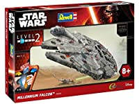 Revell Star Wars Easykit Episode Vii The Force Awakens Millennium Falcon