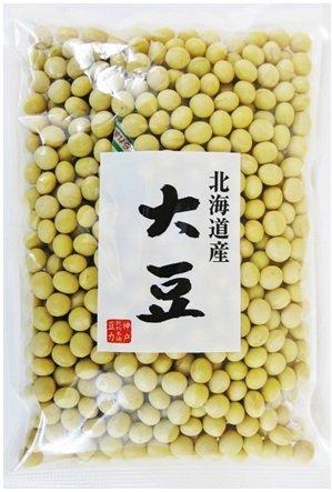 豆力 契約栽培北海道産 大豆 250g