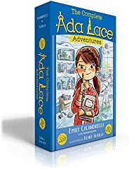 The Complete ADA Lace Adventures: ADA Lace, on the Case; ADA Lace Sees Red; ADA Lace, Take Me to Your Leader;