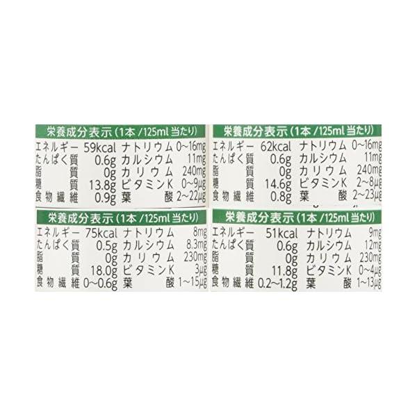 カゴメ 野菜生活国産プレミアムギフト(紙パック...の紹介画像2