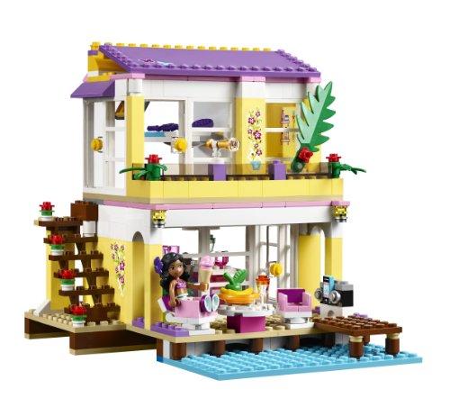 レゴ フレンズ ハートレイクビーチハウス 41037