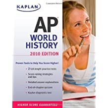Kaplan AP World History 2010
