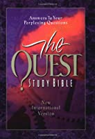 The Quest Study Bible: New International Version/Personal Size