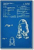 r2d2Patent–新しい有名な発明特許ポスター