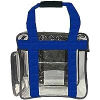 Stadium Bag Clear Tote Bag - Royal Blue