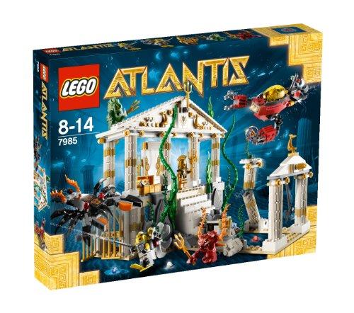 レゴ (LEGO) アトランティス 海底都市アトランティス 7985