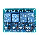 サインスマート(SainSmart) 4チャンネル 5V リレーモジュールfor Arduino DSP AVR PIC ARM