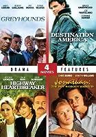 GREYHOUNDS/DESTINATION AMERICA/HIGHWAY HEARTBREAKE