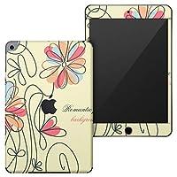 igsticker iPad mini 4 (2015) 5 (2019) 専用 apple アップル アイパッド 第4世代 第5世代 A1538 A1550 A2124 A2126 A2133 全面スキンシール フル 背面 液晶 タブレットケース ステッカー タブレット 保護シール 005017