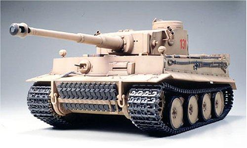 1/16 ビッグタンクシリーズ タイガーI初期生産型