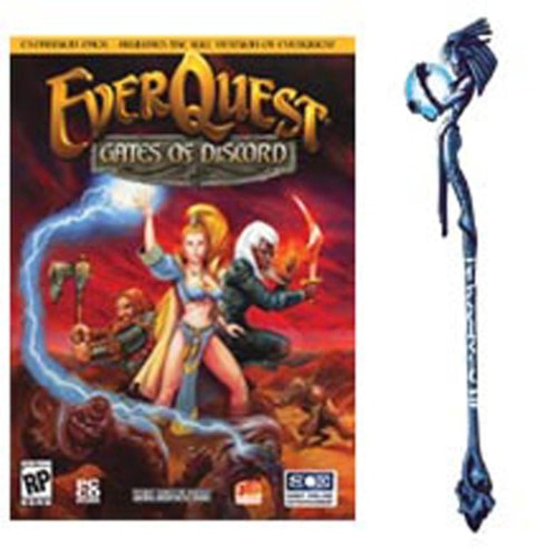 クリスマス狂人より平らなEverquest: Gates of Discord Expansion Pack (輸入版)