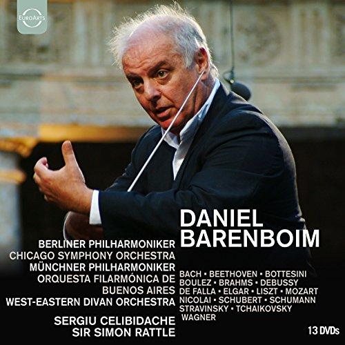 Daniel Barenboim Box: Conductor [DVD] [Import]