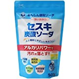キッチンクラブ セスキ炭酸ソーダ 500g