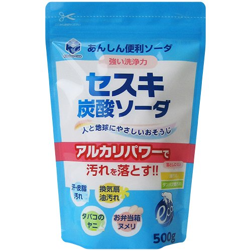 RoomClip商品情報 - キッチンクラブ セスキ炭酸ソーダ 500g