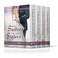 Seven Suitors for Seven Sisters: Books 1 - 4 (English Edition)