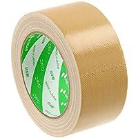ニチバン 布テープ 50mm×25m巻 151-50 黄土 再生PET