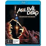 BLU: ASH V EVIL DEAD: SEAS 3