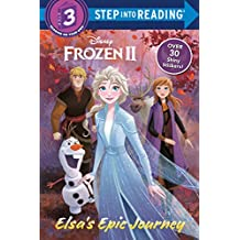 Elsa's Epic Journey (Disney Frozen 2)