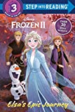 Elsa's Epic Journey (Disney Frozen 2) (Step into Reading)